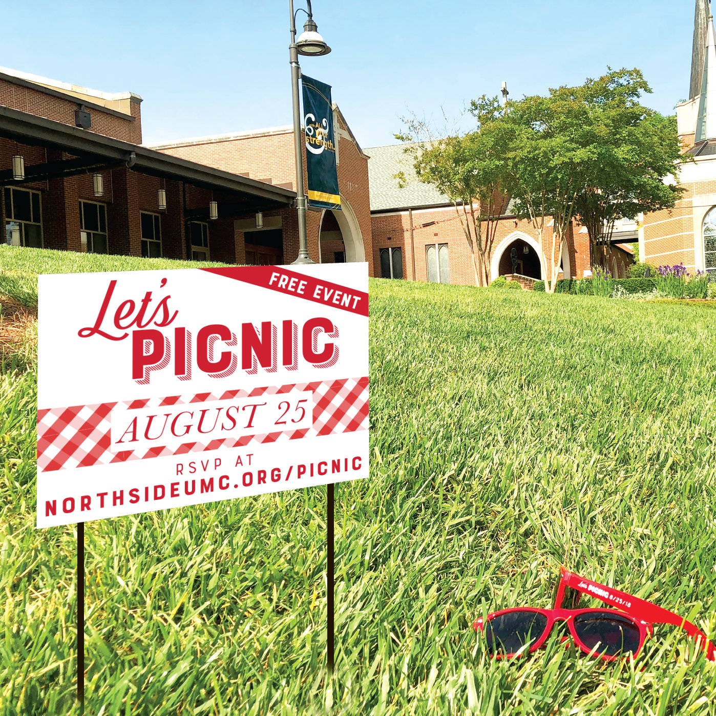Northside Church Picnic: August 25