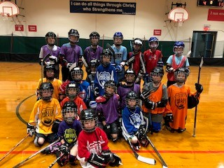 Roller Hockey group